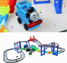 Thomas And Friends Electric Roller Coaster With Rainway Train Toy Kids Gift