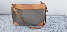 Hartmann Luggage / Tweed Shoulder Bag/ Tote/ Carry On /Overnight Bag