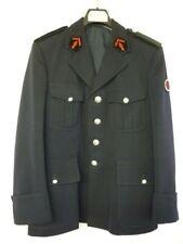 Französische Feuerwehr Uniform (Jacke + Mütze)