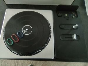 dj hero turntable xbox 360