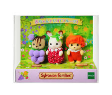 Sylvanian Families Calico Critters Baby Fruit Mascots Costume Set