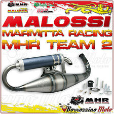 MALOSSI 3214763 MARMITTA RACING MHR TEAM 2 ESPANSIONE KEEWAY GOCCIA 50 2T