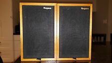 ROGERS Gold Badge LS3/5A Speakers BBC Model (Price reduced)