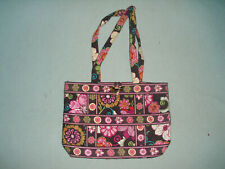 Vera Bradley Tic Tac Tote - Mad Floral Pink purse