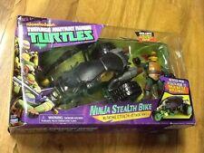 Teenage mutant ninja turtles - Ninjas Stealth Bike with Exclusive Raphael, BNIB