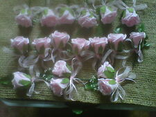 wedding  buttonhole  package.diamante crystal 14 single & 2 doubles,