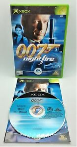 007: Nightfire Video Game for Microsoft Xbox PAL TESTED