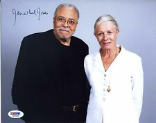 JAMES EARL JONES AUTO AUTOGRAPH SIGNED 8X10 PSA/DNA #AC59200