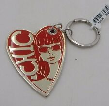 Brighton FASHIONISTA DIVA Large Key Fob NWT E14910