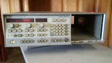 HP 8350A Sweep Oscillator No Plug In Powers UP!