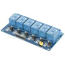 Modulo scheda relè 6 canali optpisolati 10A 250Vac Arduino Shield Relè 12V con l