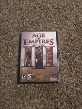 Age Of Empires III PC Game 2005 Complete 3 Discs