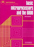 1979 Motorola 6800 Microprocessor Programming & Interfacing / MEK6800 Heathkit