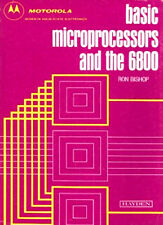 1979 Motorola 6800 Microprocessor Programming & Interfacing / Heathkit ET-3400