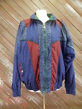 Westport LTD Windbreaker Jacket Vintage Nylon Zip Up Women's Size L