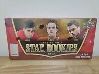 15/16 UD Star Rookies Factory Sealed Hockey Box Set - McDavid Larkin Eichel +