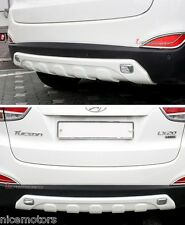 Tuning Face Rear Bumper Guard For HYUNDAI Tucson ix 35 2010 2011 2012 2013 2014