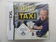 QUIZ TAXI  (DS-NEW3DSXL) NEU OVP DEUTSCH***