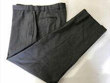 Brooks Brothers Men's Gray Wool Dress Pants 38X30 $98