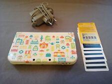 #009 - Nintendo New 3ds XL Happy Home Design pero sin juego (14 días devolución)