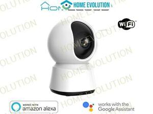 Telecamera videosorveglianza Homcloud ME-WCS12S wi-fi Speed 12S Pan&Tilt