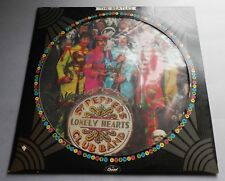 The Beatles - SGT Pepper's USA 1978 Capitol Picture Disc LP