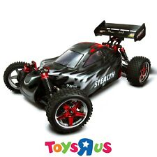 HSP Nitro Power 4WD 1:10 Off Road RC Buggy - Red