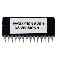 Evolution EVS-1 firmware Latest OS Version 1.4