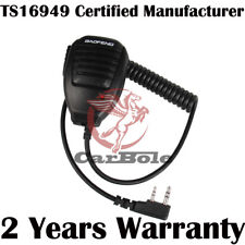 1pcs Handheld BAOFENG Speaker Mic Walkie Talkie Radio UV-5R V2+ BF-F8+WP970 888s