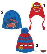 Disney Cars Cap Wintermütze Hut Mütze Kopfbedeckung Größe 52 - 54 NEU