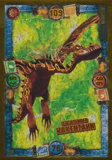 LE5 - Leuchtender Hakenzahn - Limitierte Karte - Dragons 3 - Die geheime Welt