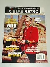 CINEMA RETRO #28 WINTER 2014 ESSENTIAL GUIDE TO MOVIES 60'S 70'S UK US MAGAZINE