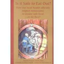 Is It Safe to Eat Out? by Thomas Love Peacock (2002, Paperback)