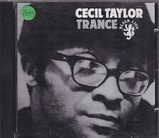 CECIL TAYLOR - trance CD