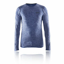 Atmungsaktive Langarm Herren-Tops aus Polyester zum Laufen