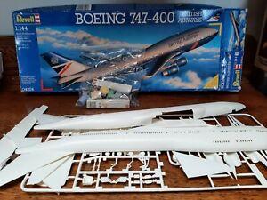 Revell Model Kit Boeing 747-400 British Airways