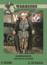 Warriors 1:35 Surendering Waffen SS Officer  - Resin Figure Kit #35186