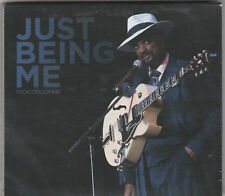 Nick Colionne - Just Being Me (2018) Factory Sealed NEW CD Free UK 1st Class P&P