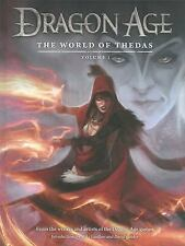 Dragon Age: The World of Thedas Vol. 1 by Mike Laidlaw, Ben Gelinas and David...
