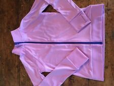 Champion Lilac Tracksuit Top Age 10-12