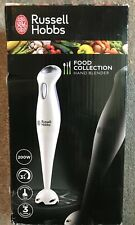 Brand New Russell Hobbs Food Collection Hand Blender
