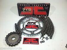 '04/05 HONDA CBR1000rr  JT Z1R ** EXTENDED LENGTH ** Chain & Sprockets Kit ZVMX