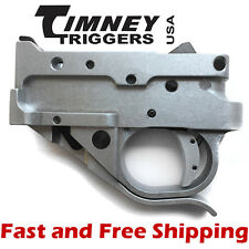 Timney Drop In Competition Trigger Group for Ruger 10/22 Silver Housing w/Silver
