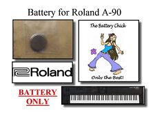 Battery for Roland A-90 Controller - Internal Backup Memory Replacement Battery