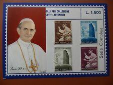 Vatican. , Pope Paul. .