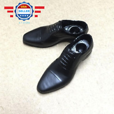 "1/6 Scale Men's Dress Shoes for custom 12"" Male Figure"