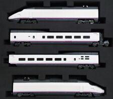 Electrotren  E3518 AVE S-100 Operadora bianco fascia viola, Madrid-Sevilla, set