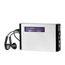 TIVDIO Portable DAB+/ FM RDS Radio Pocket Digital DAB Receiver with Earphone ON