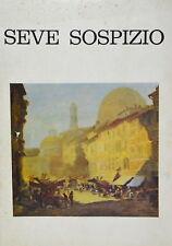 SEVE SOSPIZIO MOSTRA RETROSPETTIVA CHIOSTRO S. MARCO FIRENZE 1979