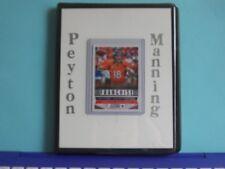 Peyton Manning Football Card Album....1999-2010